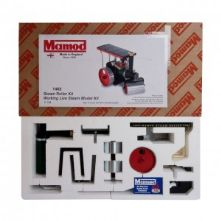 Mamod Steam Roller KIT with canopy.